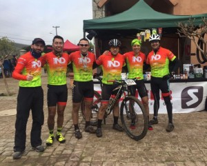 Melipillanos destacan en Rally MountainBike Viña Casa Marín 2